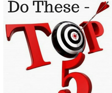 The Top 5 Things to Include in Your Piano Practicing to Succeed!
