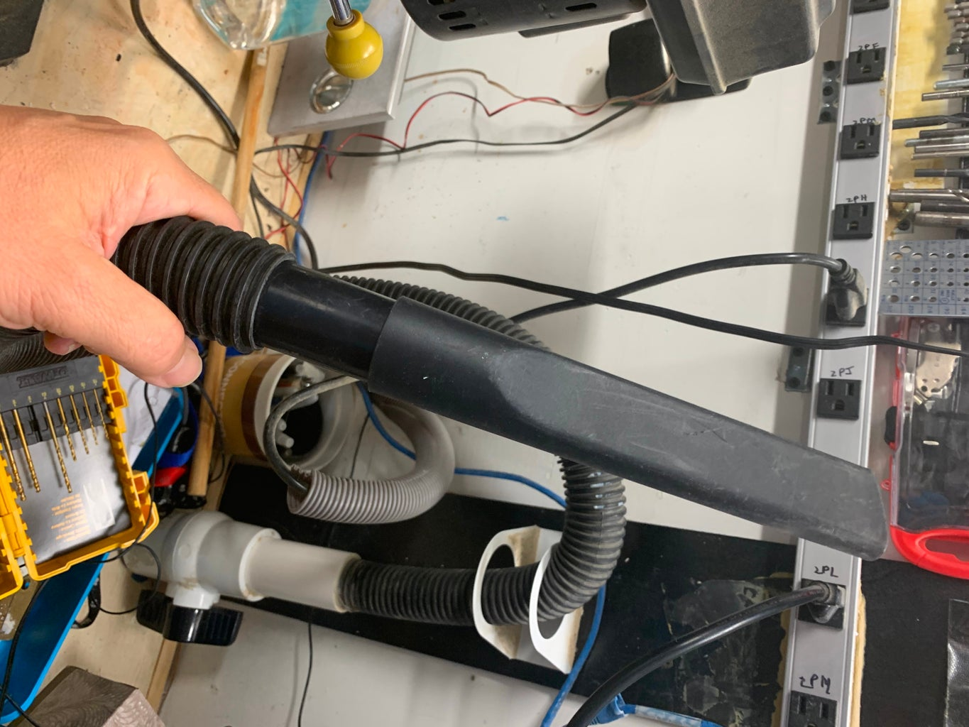 Hacking the Vac