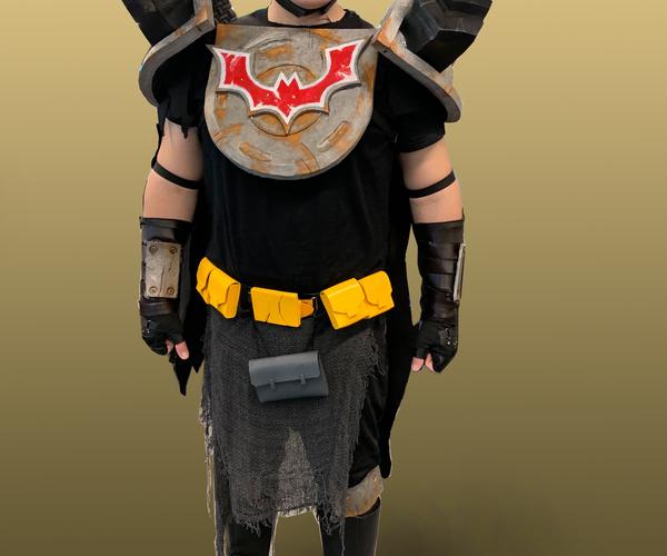 Apocalypse Batman
