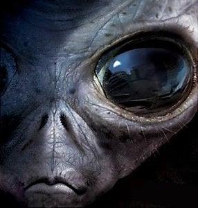 God the Intergalactic Alien