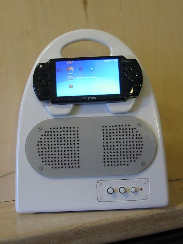 Sony PSP audio docking station
