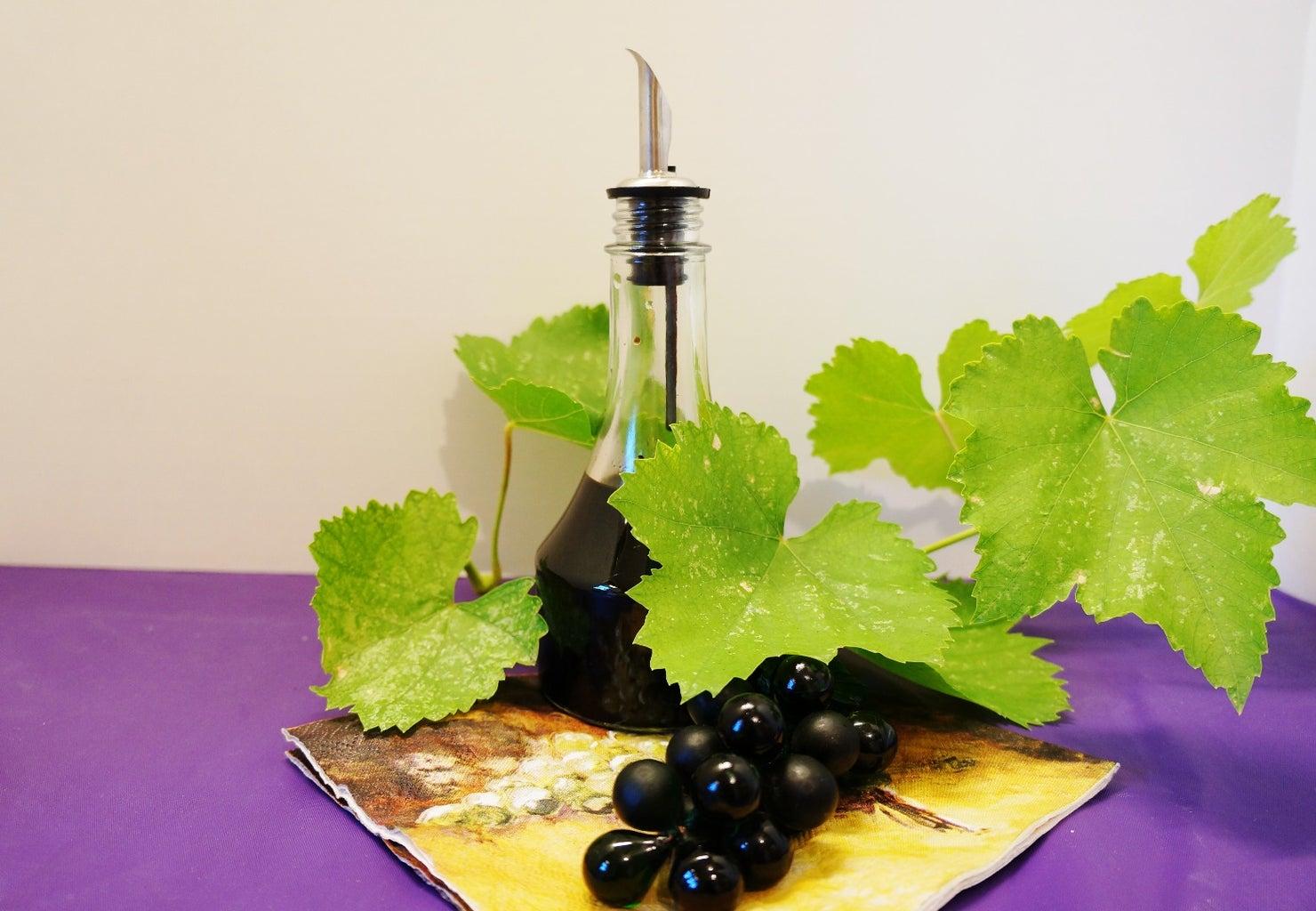 Kick Up Cheap Balsamic Vinegar a Few Notches Using This Technique