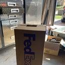 Cardboard Dehydrator