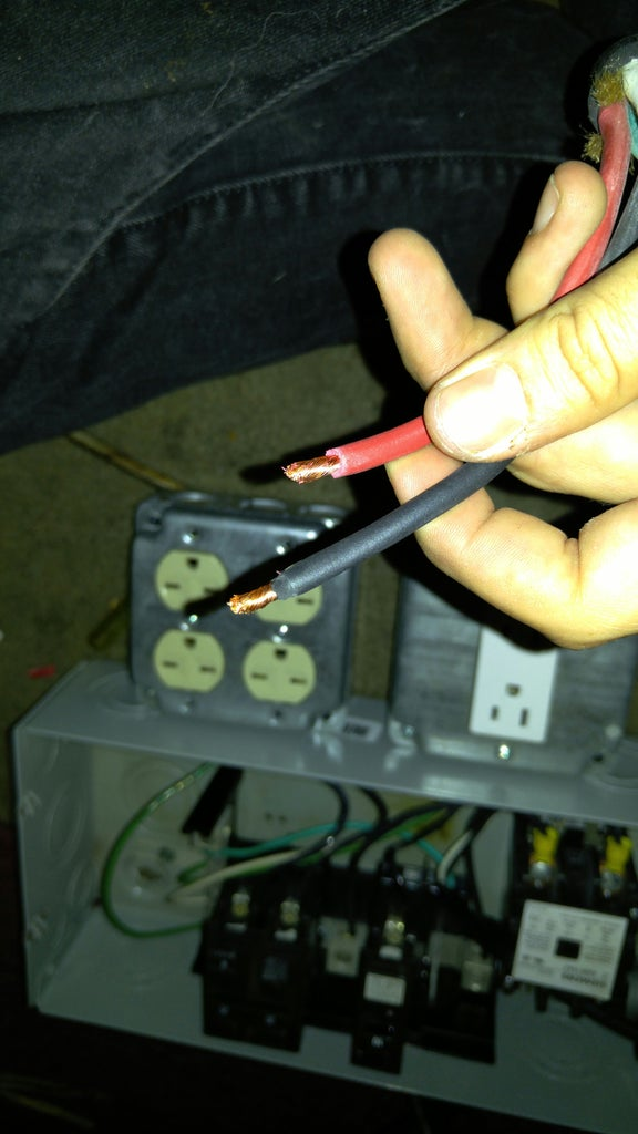 Wiring the Box