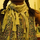 Easy make scarf