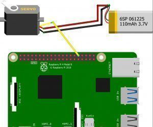 How to Interface Servo Motor With Raspberry Pi