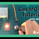 How to Use Gas MQ-6 With SkiiiD