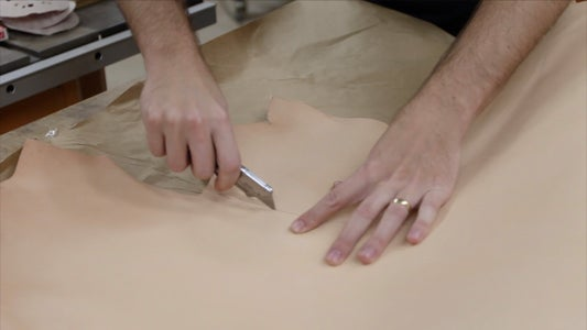 CUTTING YOUR PIECE