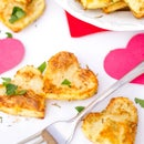 How to Make Simple Roast Potato Hearts