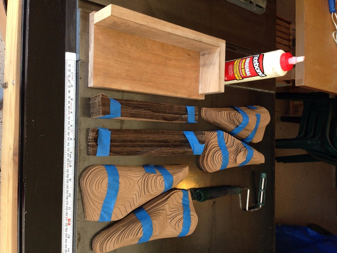 Wooden 3D Printing: Custom Shoes