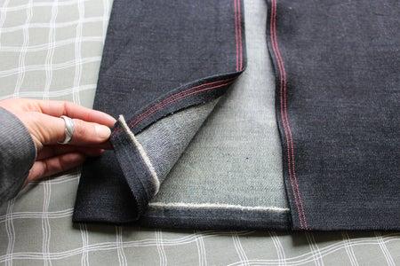 Fold and Iron Again...