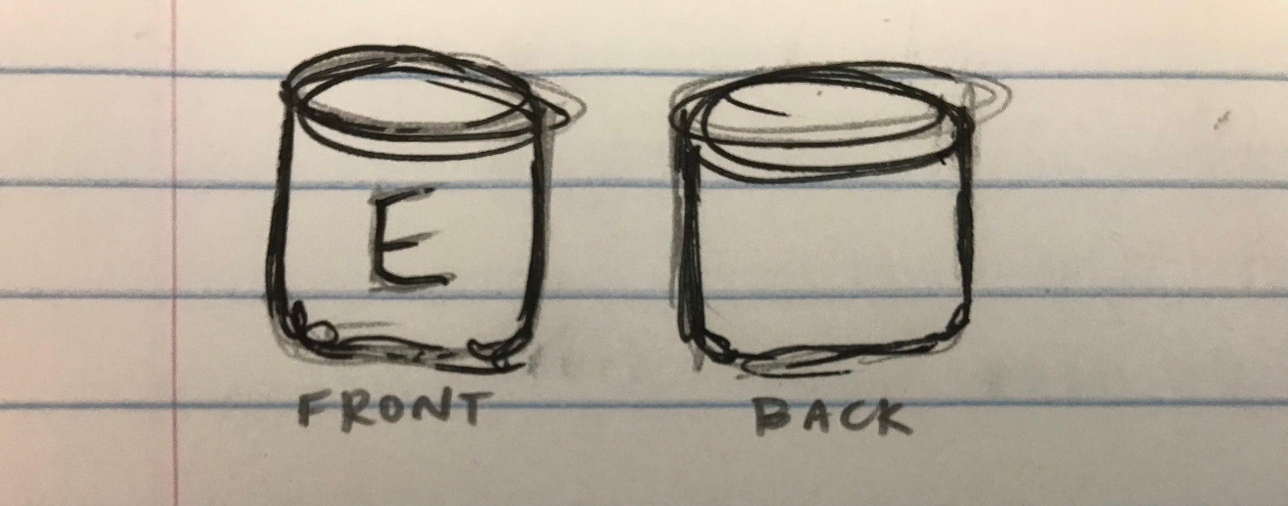 Step Three: Sketch Your Design