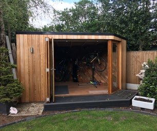Build a Garden Room