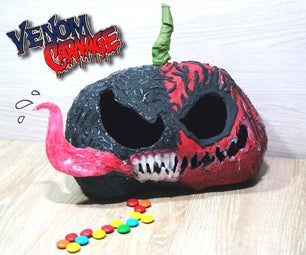 Pumpkin - Venom Vs Carnage