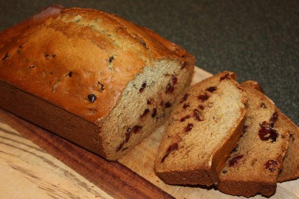 Craisin (Cranberry) Bread