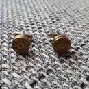 Handmade Bullet Cufflinks