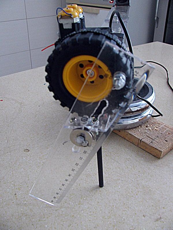 Build a Simple Walking Robot Leg