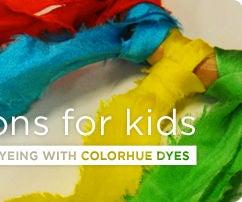 Silk Dancing Ribbons for Kids