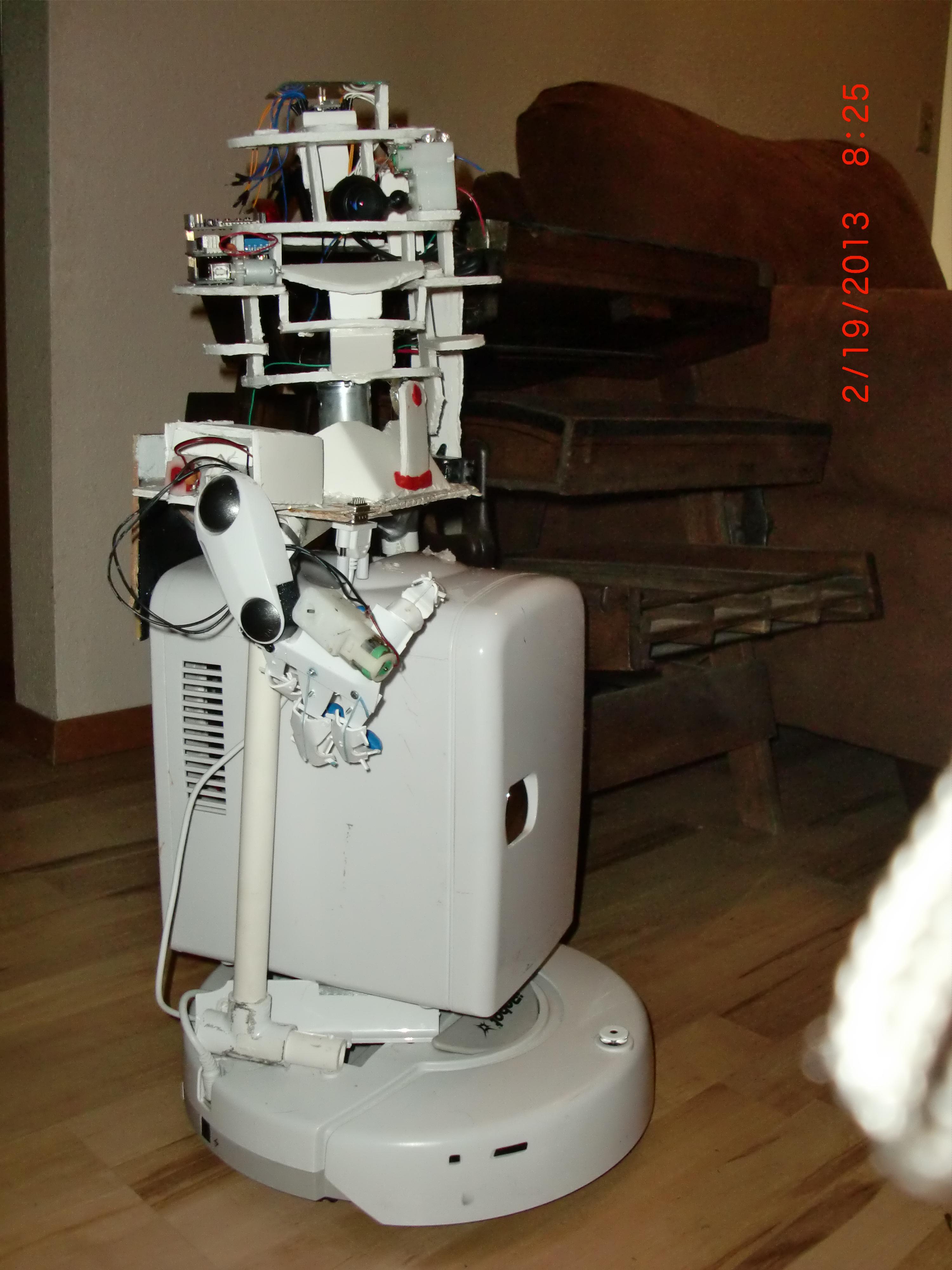 Home Butler/Server Robot (NIVI)