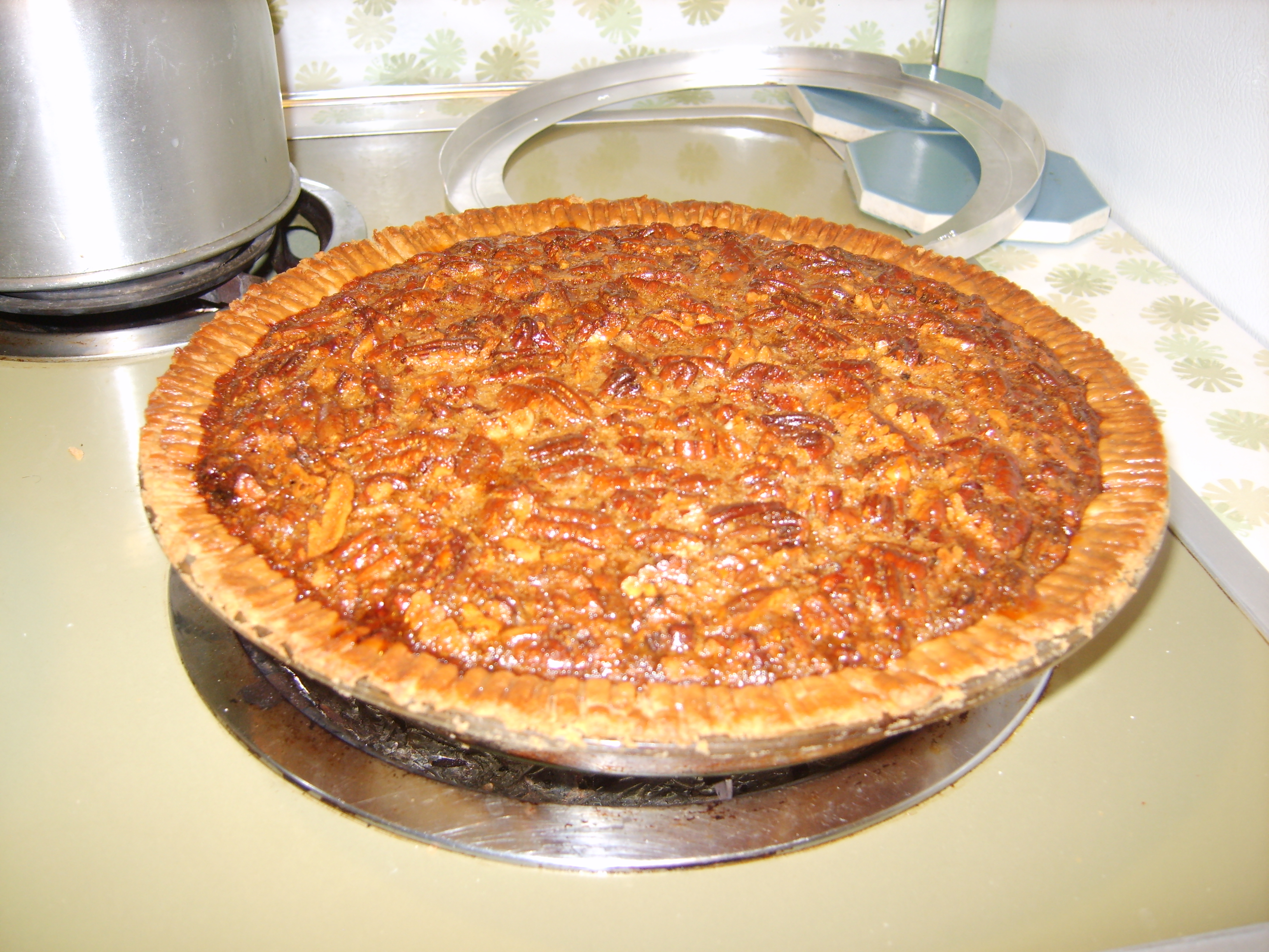 BEST Pecan Pie EVER, period.