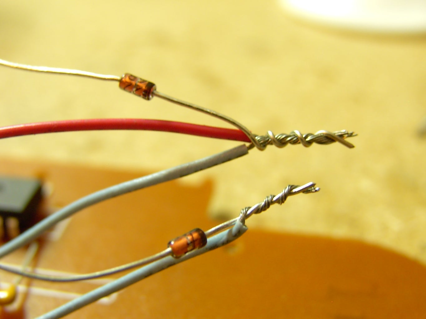Construction: USB Cable (nearly Done)