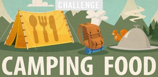 Camping Food Challenge