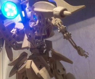 Designing the Skeleton Frame