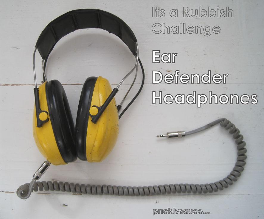 Ear Defender Headphones