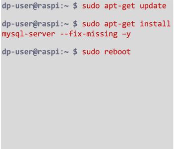 Step 8: Database
