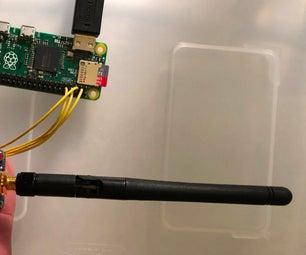 Raspberry Pi + Xbee RC Transmitter