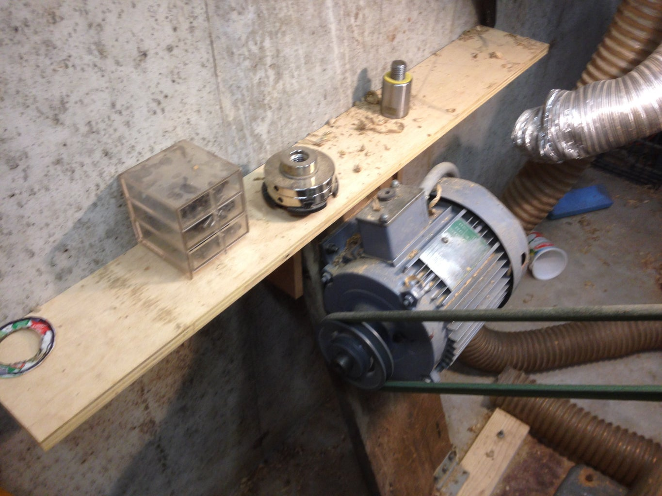 VFD Accessories to Make the Lathe Safer and More Efficient