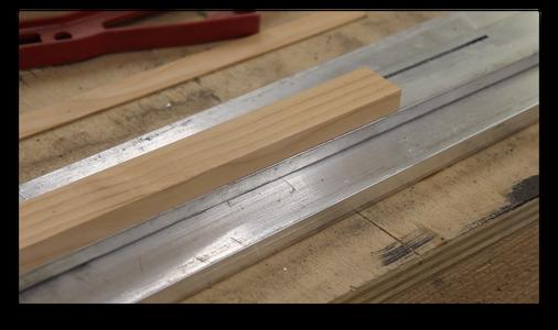 Cutting the Metal Base (5/6)