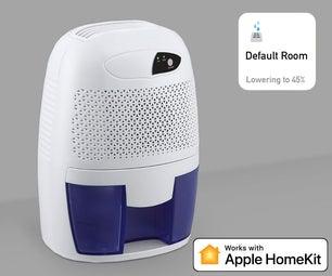 基于ESP8266的Apple HomeKit Wi-Fi除湿器
