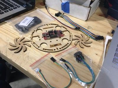 ¿Cómo Armar Y Conectar El RobotKit?