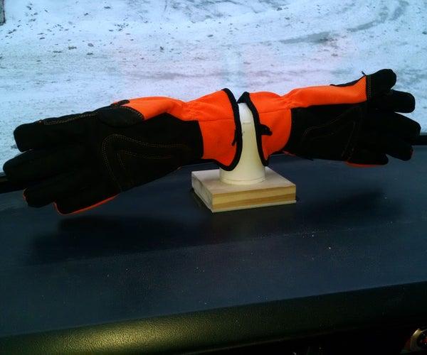 Dashboard Glove Dryer/Warmer
