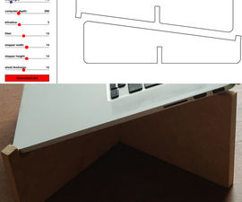 Variable Computer Stand