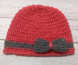Cute Toddler Hat