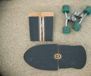 紧凑型滑板