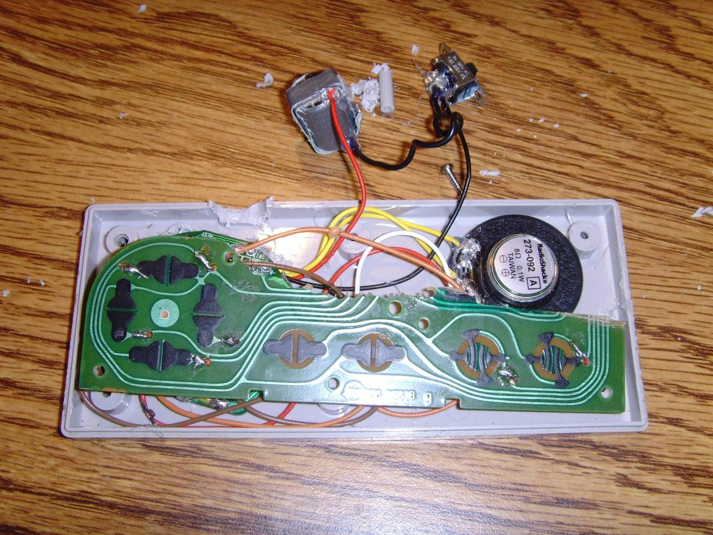 Installing the Speaker