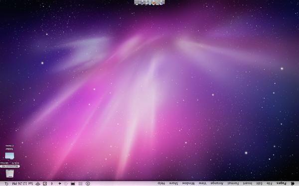 Upside Down Screen on Mac OS X Snow Leopard
