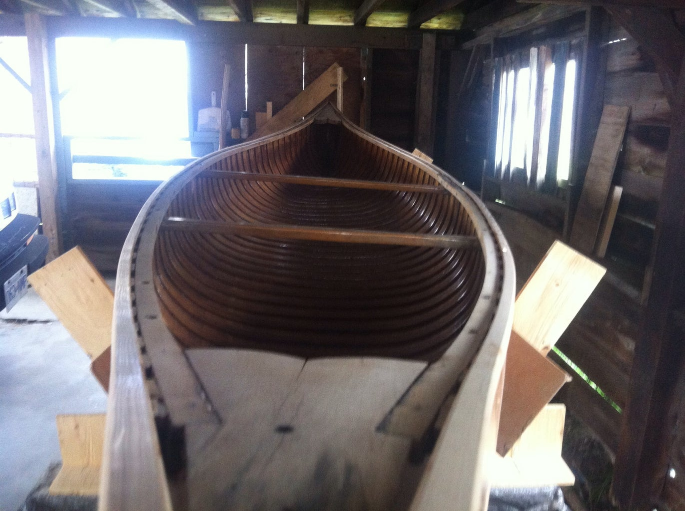 Gunwales and Decks