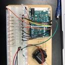 Arduino LED Rocker Game