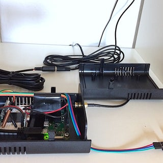 Build a Apple HomeKit Temperature Sensor (DHT22) Device Using a RaspberryPI and a DHT22