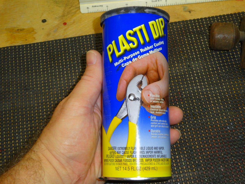 Finish With Tool Dip / Plastic Dip