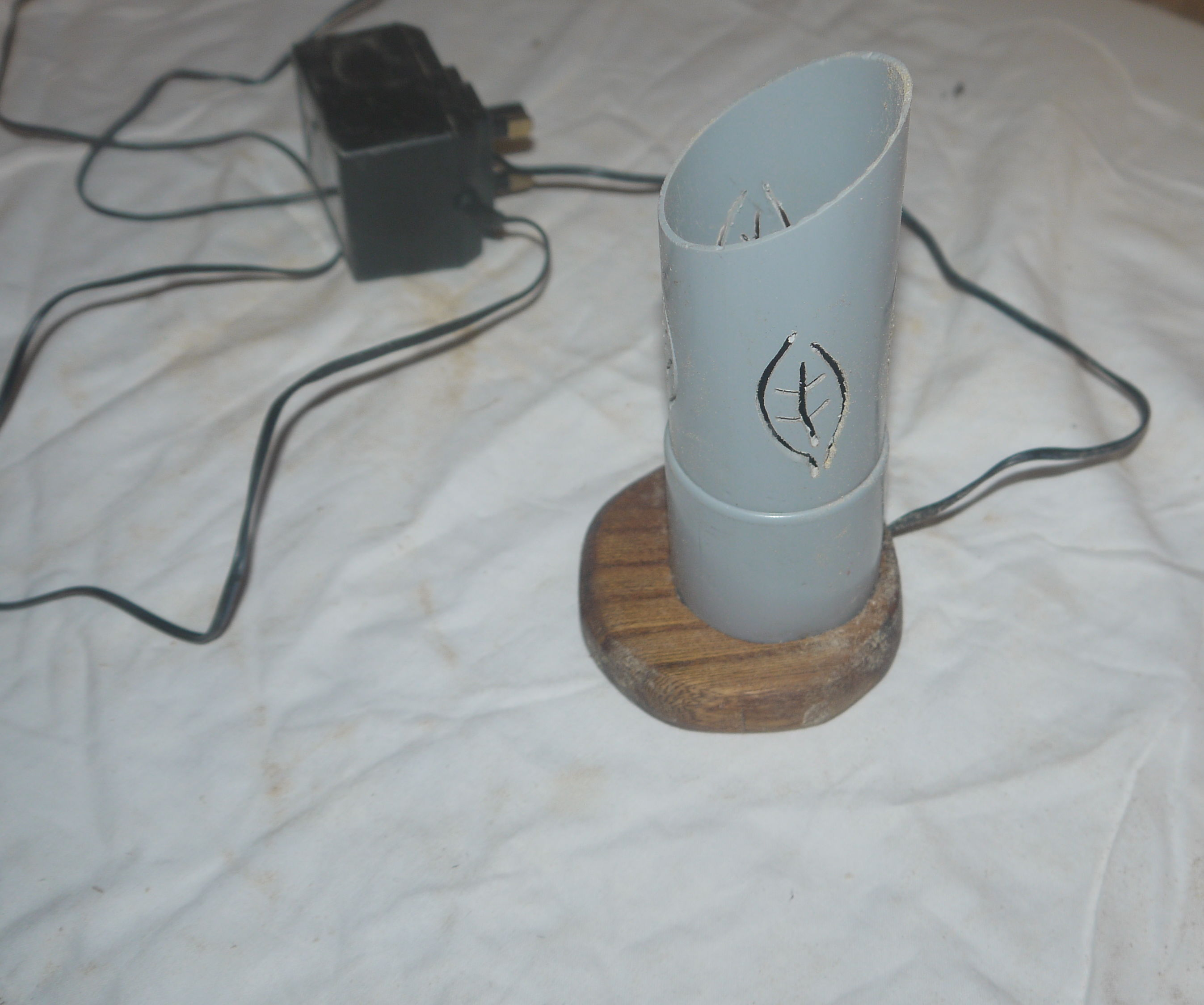 PVC Pipe Light