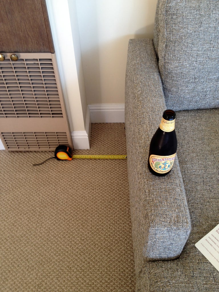Arrrhh Where to Set My Beer?!