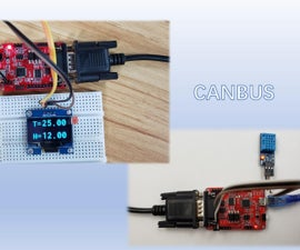 A Simple Tutorial for CANBUS
