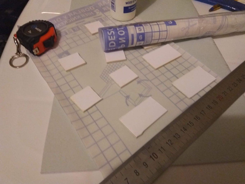 Prepare the Adhesive Film