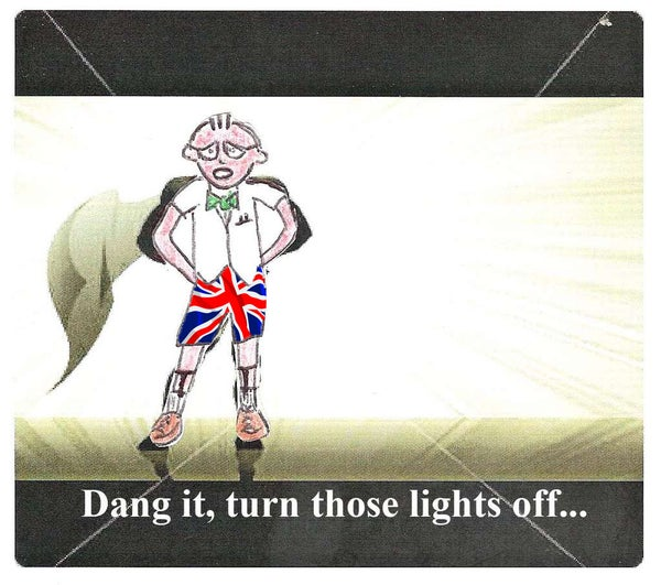 How to Get a Chuckle Out of a Brit