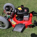 Build a Robot Lawnmower